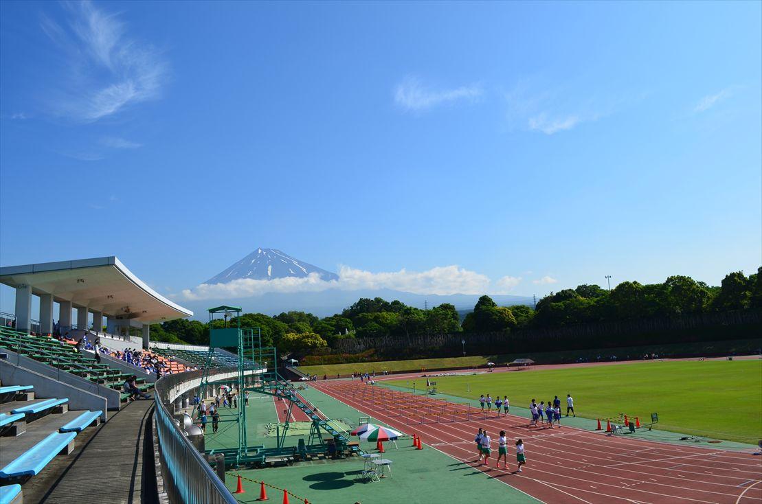 富士 陸上 競技 場
