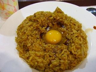 20060917夕食 ドライカレー