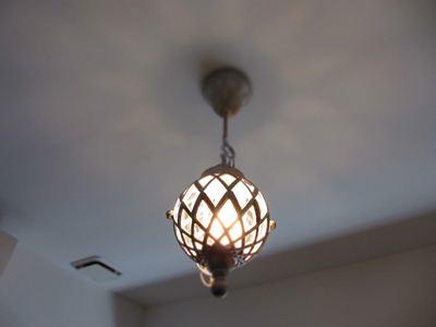 浮き球照明1