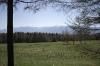 八ヶ岳牧場本場(小淵沢)から見る南アルプス連峰