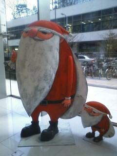 谷口智則 「Les 2 Pères Noël」