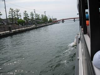 富岩運河水上ライン