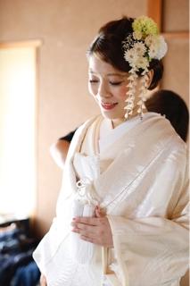奈良でフォトウエディング〜白…