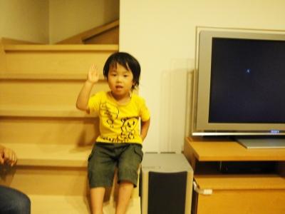 TV破壊 3