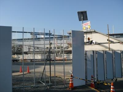 徳山駅の改修2