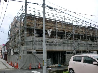 マンション建設1