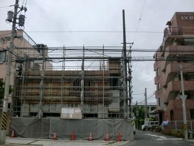 マンション建設2