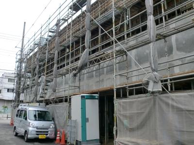 マンション建設3