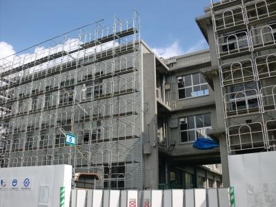 市役所新築工事23