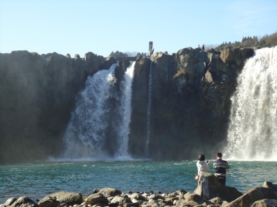 原尻の滝7