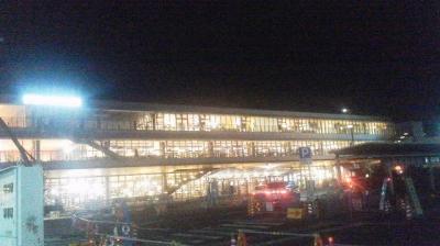 駅前イルミネーション4