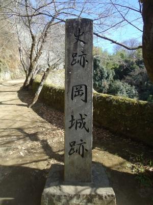 岡城に登る5