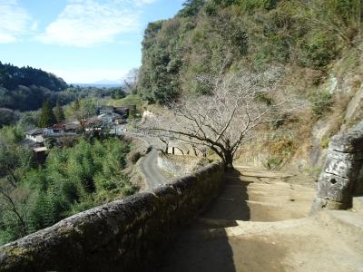 岡城に登る7