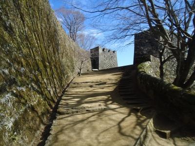 岡城に登る8