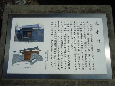 岡城に登る9
