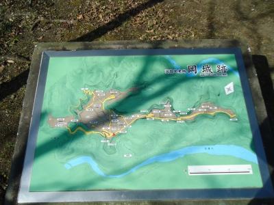 岡城に登る12