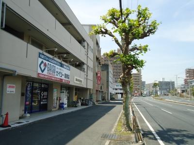 新駐車場5