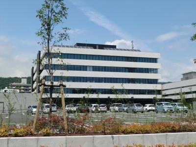 市役所庁舎1