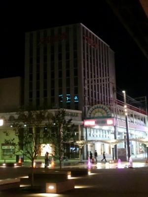 徳山駅前 イルミネーション5