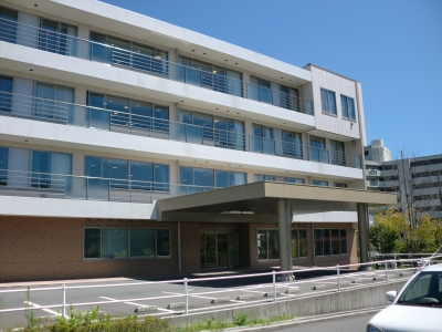 徳山リハビリステーション病院2