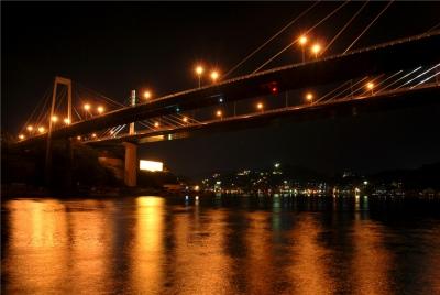 尾道大橋夜景