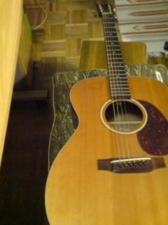 ギター081209B