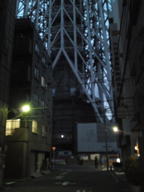 東京スカイツリー3