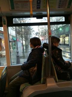 フランス 路線バス