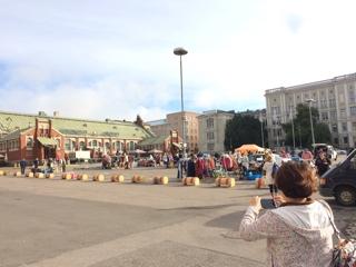 ヘルシンキ フリーマーケット