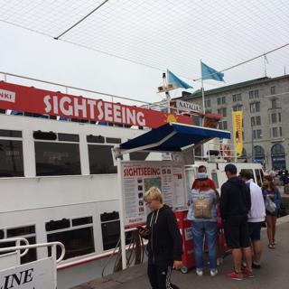 ヘルシンキ 乗船