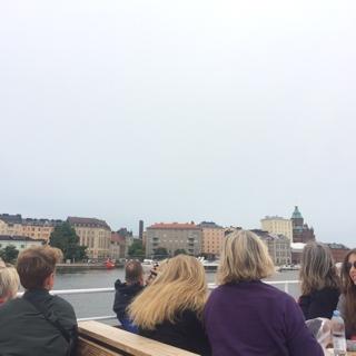 ヘルシンキ 観光船