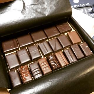 アランデュカスのショコラ