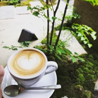 坪庭 コーヒー