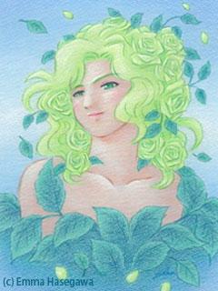 Roses〜Green〜