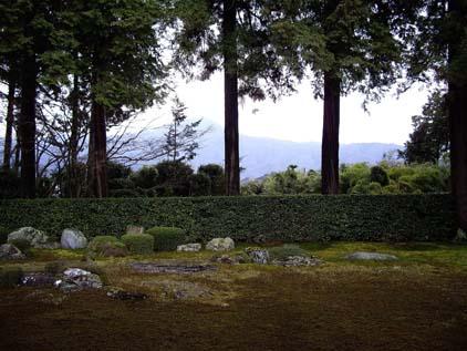 比叡山の借景