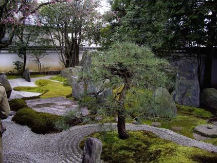 重森三玲のお庭1