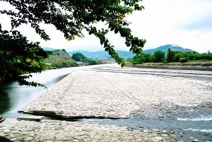 山田堰(仲)