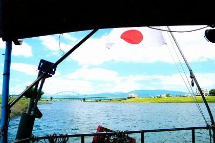 筑後川川下り(仲)