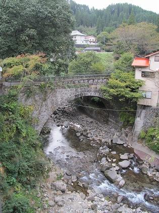 梅野川間地めがね橋