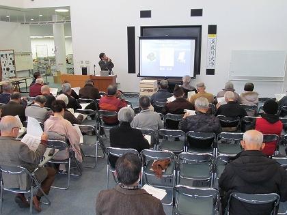 筑後川大学1月講義風景