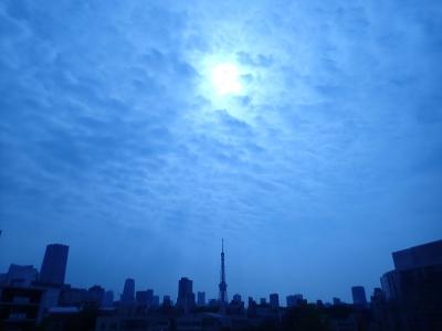 20140429東京タワーをヒルズから