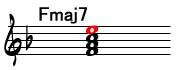 fmaj7