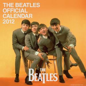 ビートルズ 2012年カレンダー