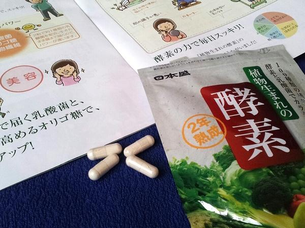 日本盛 植物生まれの酵素5
