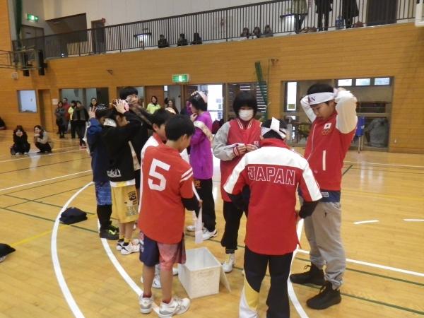 今年は、全日本選手も登場!