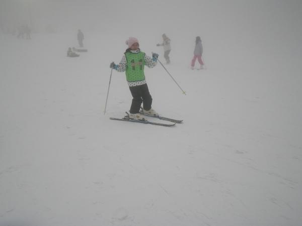 最後にはかっこいいスキーヤーになれました!