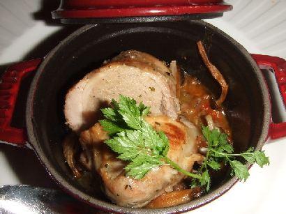 レストラン ナガタケ 本日の肉料理