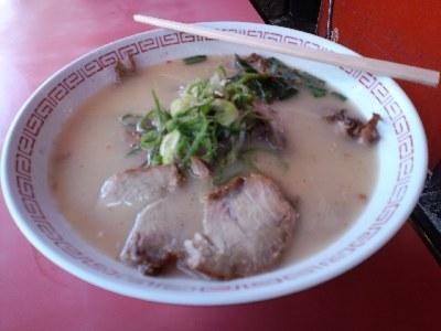 チャーシュウ麺