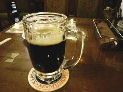 エビス黒生ビール