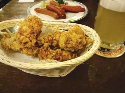 徳島産 阿波乙女鶏の唐揚げ